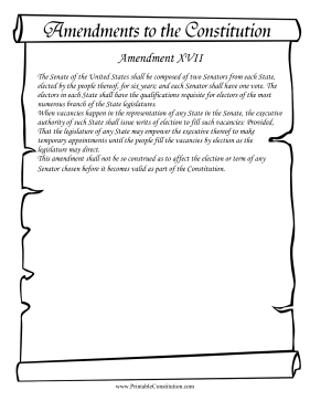 Amendment_XVII Founding Document